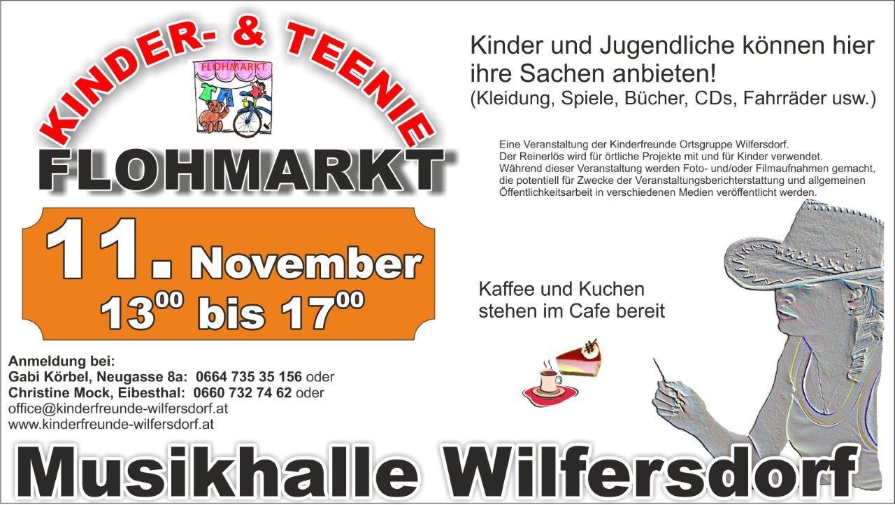 Kinder- & Teenie-Flohmarkt